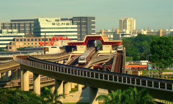 Những điều cần lưu ý khi đi du lịch Singapore. Lưu ý khi đi tàu điện ngầm ở Singapore