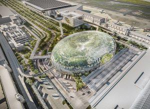 Sân bay Changi của Singapore được coi là sân bay tốt nhất thế giới