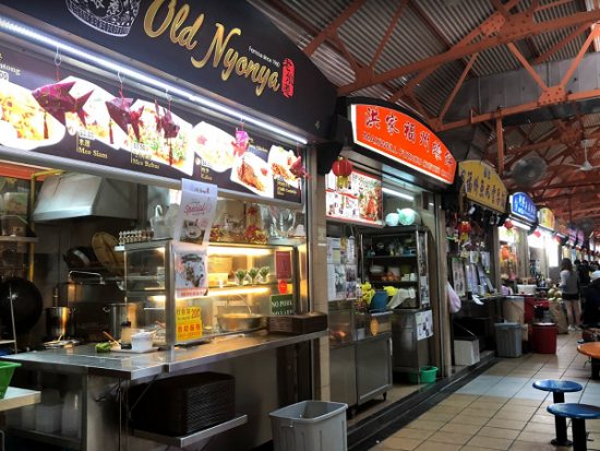 TOP 30 quán ăn ngon ở Singapore nổi tiếng. Ăn ở đâu khi đi Singapore? Old Nyonya