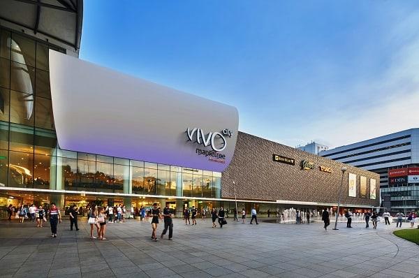 Trung tâm thương mại VivoCity Singapore
