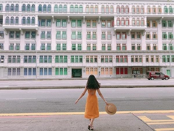 Nên ở đâu khi du lịch Singapore/ Đặt phòng khách sạn ở Singapore