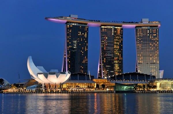 Khách sạn nổi tiếng ở Singapore