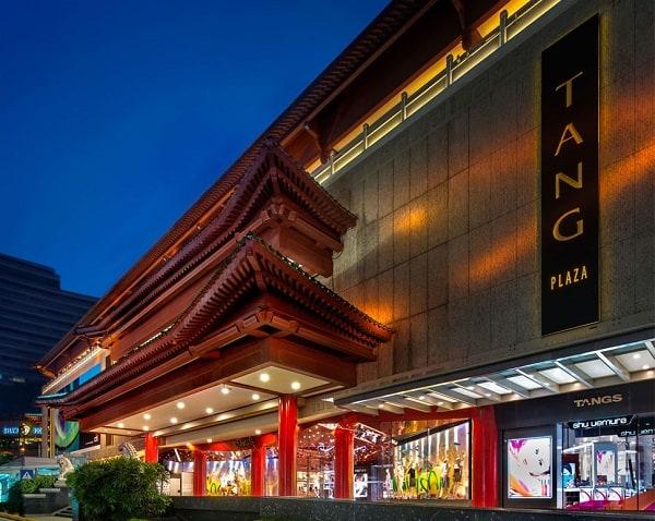 Cửa hàng duty free ở Singapore, TANGS ở Tang Plaza