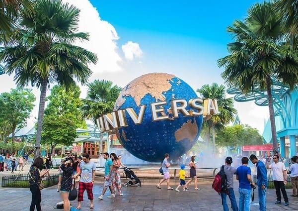 Du lịch Singapore nên cho trẻ em chơi ở đâu? Địa điểm vui chơi dành cho trẻ em ở Singapore.