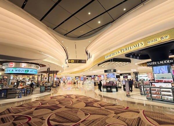 Kinh nghiệm mua hàng duty free ở sân bay Changi