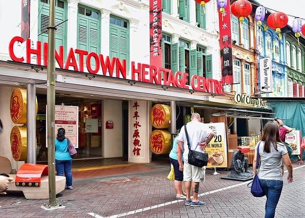 Đi đâu, chơi gì ở Singapore 1 ngày? Chinatown Heritage Centre