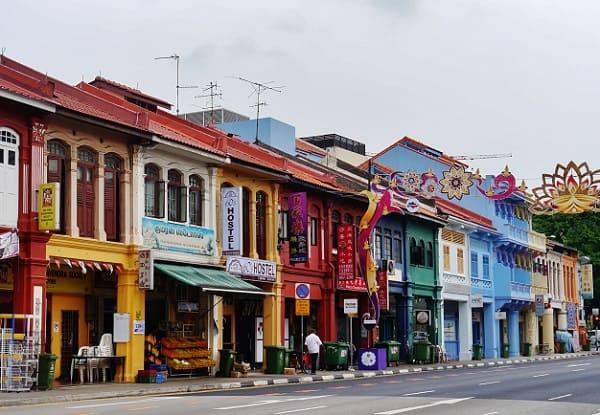 Đi đâu, chơi gì ở Singapore 1 ngày, con phố Ấn Độ Serangoon