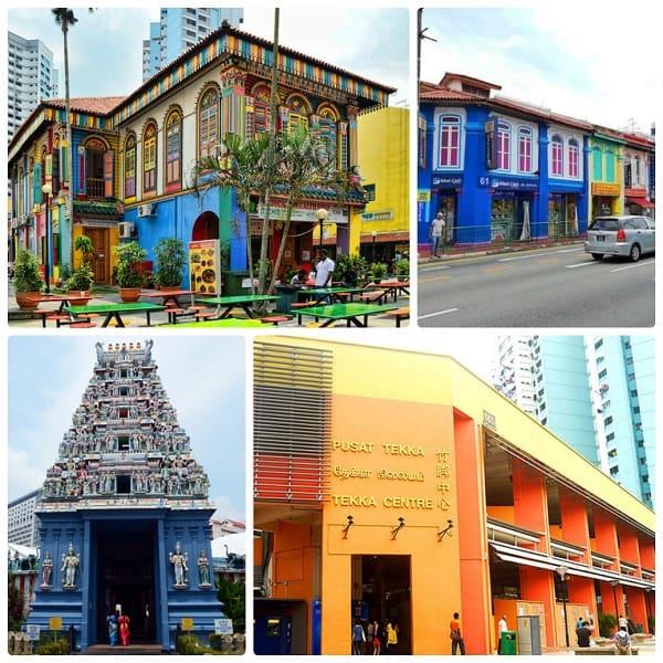 Chơi gì ở Singapore 1 ngày, tham quan các địa điểm du lịch ở khu tiểu Ấn