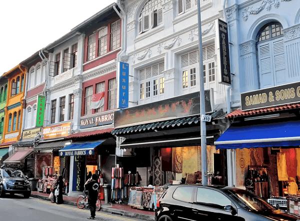 Chơi gì ở Singapore 1 ngày, khu phố Ả Rập