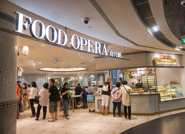 Chơi gì ở Singapore 1 ngày, ăn tối tại ION Orchard Food Opera