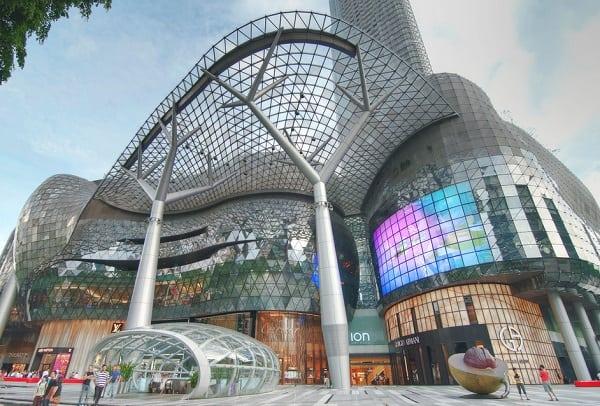 Du lịch Singapore 1 ngày nên đi đâu chơi? Mua sắm ở ION Orchard