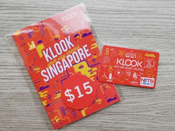 Chơi gì ở Singapore 1 ngày, dùng thẻ NETS FlashPay để di chuyển