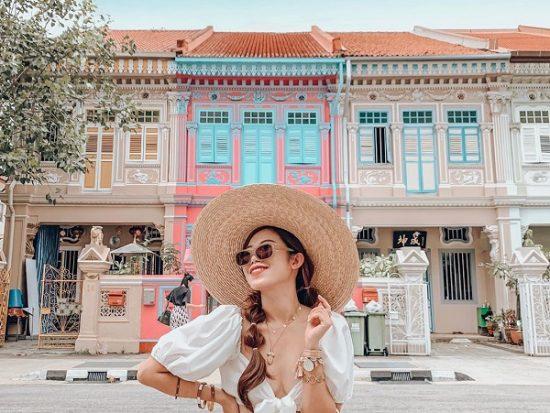 Đường Joo Chiat, một địa điểm chụp hình đẹp ở Singapore