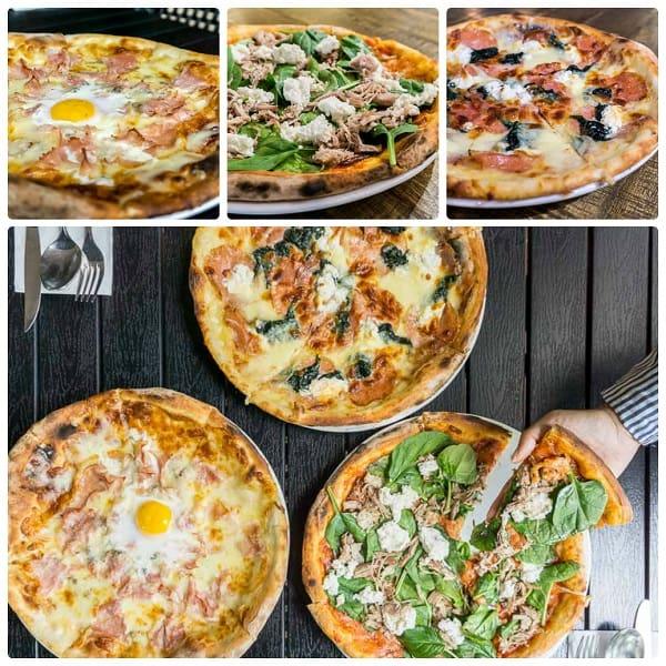 Quán Pizza ngon ở Singpapore, nhà hàng pizza ở Singapore Belle Pizza