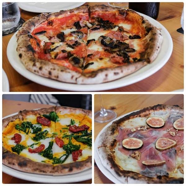 Quán pizza ngon ở Singapore, Pizza Fabbrica với những chiếc pizza siêu độc đáo