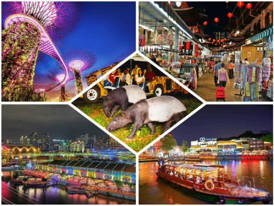 Buổi tối ở Singapore nên đi đâu? Các hoạt động vui chơi ở Singapore buổi tối