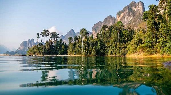 Vườn quốc gia Khao Sok - Địa điểm tham quan đẹp mê hồn tại Phuket