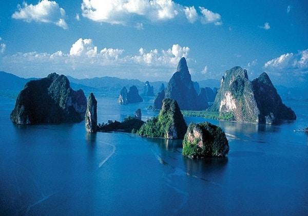 Vườn quốc gia biển Mu Ko Surin - Địa điểm tham quan đẹp tựa thiên đường tại Phuket