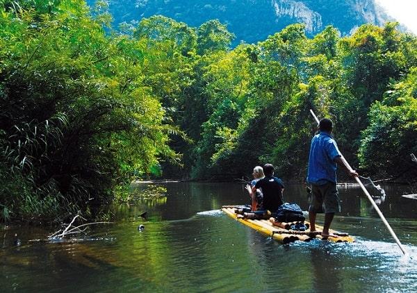 Vườn quốc gia Khao Sok địa điểm tham quan không nên bỏ qua ở Phuket