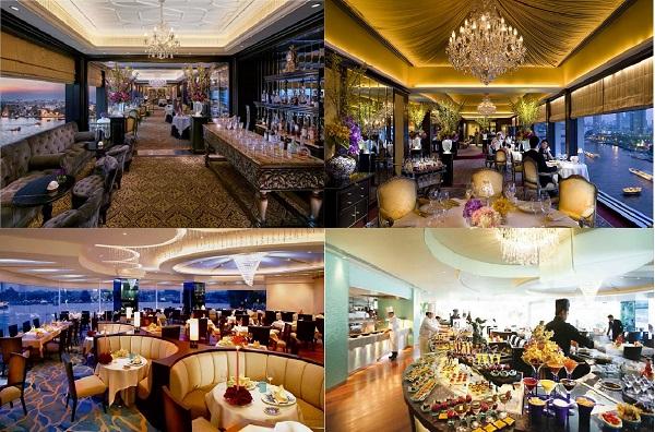 5-Nhà hàng nổi tiếng tại Bangkok Thái Lan