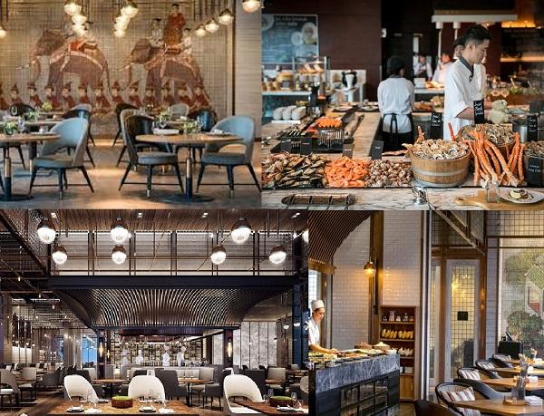 Praya Kitchen, 1 trong 5 Nhà hàng hải sản nổi tiếng ở Bangkok Thái Lan