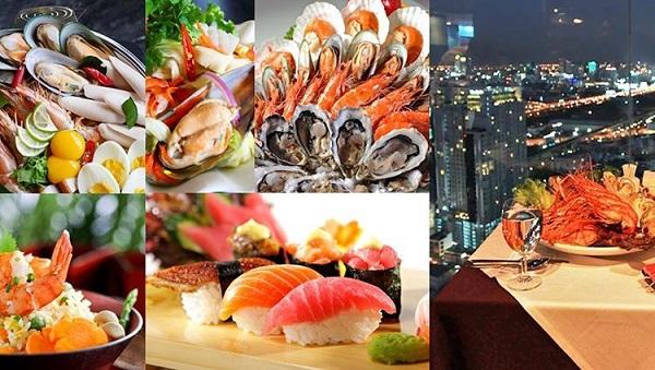 5 Nhà hàng hải sản nổi tiếng ở Bangkok Thái Lan