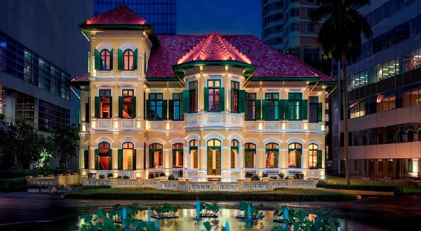 5 Nhà hàng hải sản nổi tiếng tại Bangkok Thái Lan. Ăn hải sản ở đâu Bangkok ngon rẻ? Nhà hàng Paii Bangkok