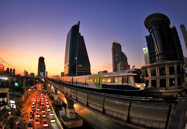 Các loại phương tiện đi lại ở Bangkok Thái Lan tiện, rẻ. Du lịch Bangkok bằng phương tiện gì? Loại phương tiện công cộng ở Bangkok
