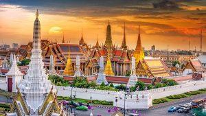 Di chuyển tới cung điện Hoàng Gia Thái Lan bằng cách nào?