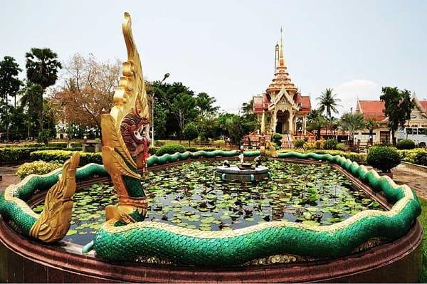 Đền Wat Chalong - Địa điểm tham quan thu hút khách du lịch tại Phuket