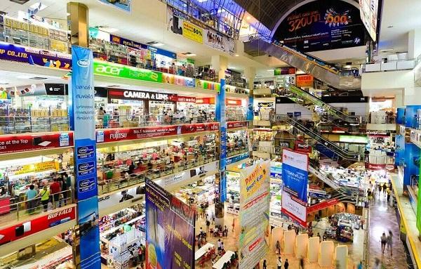Đi Thái Lan nên mua gì? mua đồ điện tử, đồ gia dụng chất lượng
