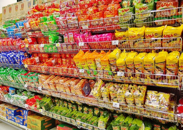 Đi Thái Lan nên mua gì? Lựa ngay đồ ăn vặt Thái Lan bán sẵn ởcác siêu thị