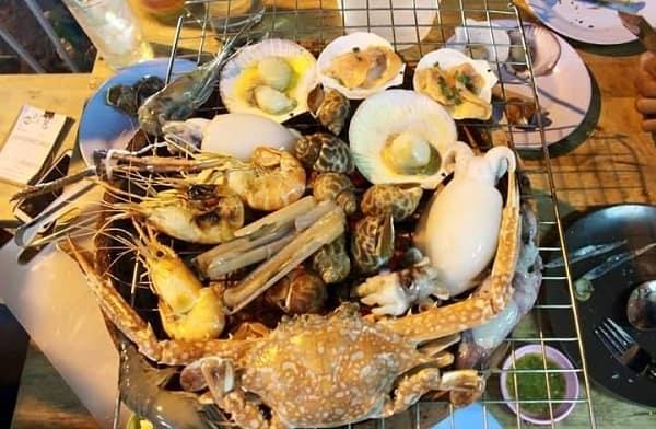 Chills Lay Seafood, địa chỉ ăn buffet hải sản ở Bangkok ngon nhất