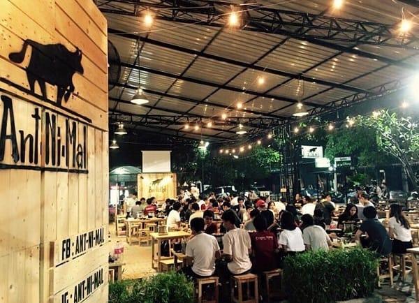 Nhà hàng buffet BBQ Ant-Ni-Mal, một trong những địa chỉ ăn buffet ngon ở Bangkok