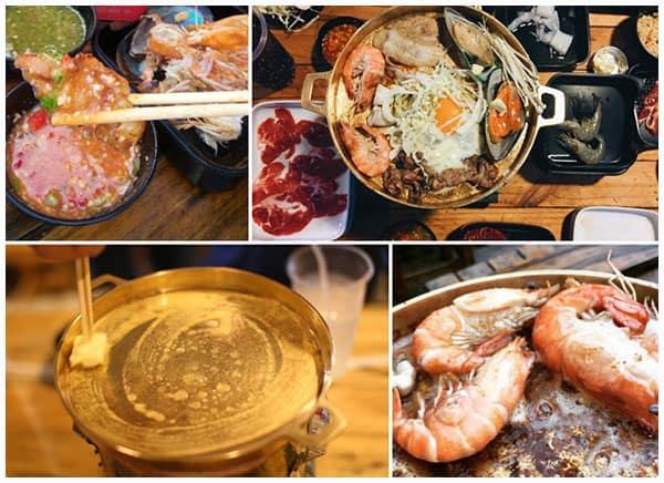 Địa chỉ ăn buffet ở Bangkok, nhà hàng Ant-Ni-Mal với những món BBQ ngon nhất