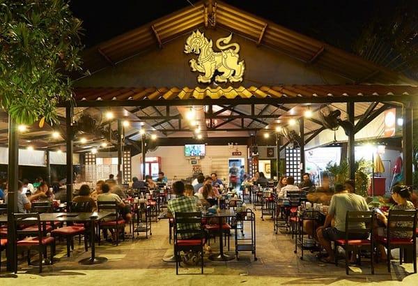 Địa chỉ ăn buffet ở Bangkok nổi tiếng: Nhà hàng Shabu Indy Rama 5