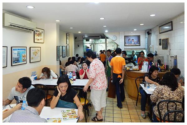Krua Apsorn, một trong những địa điểm ăn đồ Thái ngon nhất Bangkok