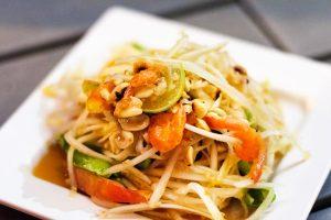 Địa điểm ăn đồ Thái ngon nhất Bangkok: nhà hàng Somtum với đặc sản Som Tam