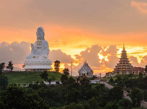 Địa điểm du lịch đẹp ở Chiang Rai: Chiang Rai có địa điểm du lịch nào đẹp nổi tiếng?