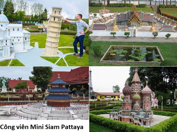 Địa điểm du lịch đẹp ở Pattaya: Du lịch Pattaya có gì chơi, nên đi đâu?