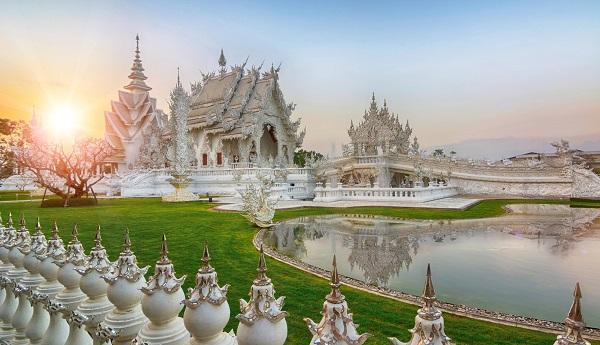 Địa điểm du lịch nổi tiếng ở Chiang Rai: Du lịch Chiang Rai nên đi đâu chơi?