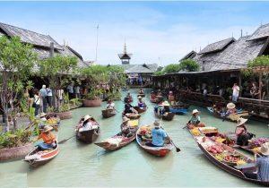 Địa điểm du lịch nổi tiếng ở Pattaya: Du lịch Pattaya nên đi đâu chơi?