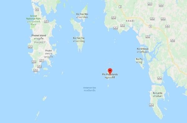 Quần đảo Koh Phi Phi - Địa điểm tham quan nhất định phải đến tại Phuket