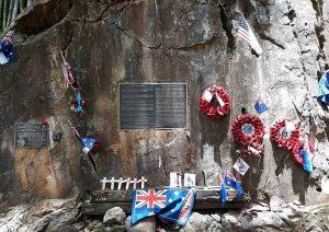 Địa điểm tham quan nổi tiếng tại Kachanaburi. Đài tưởng niệm Hellfire Pass