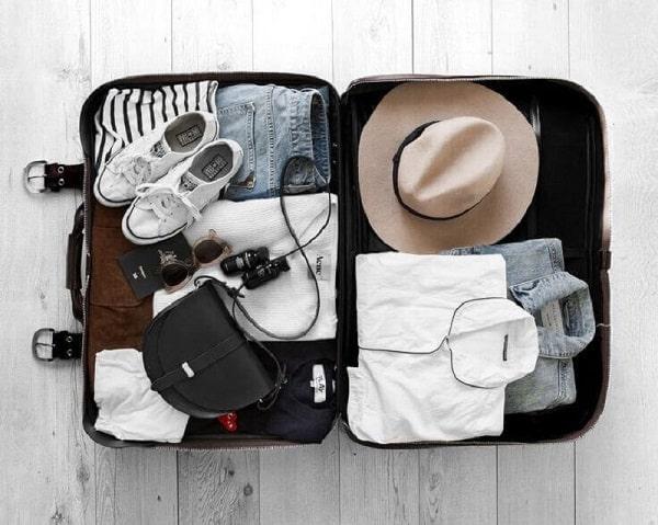 Kkinh nghiệm chuẩn bị hành lý trước khi du lịch Thái Lan