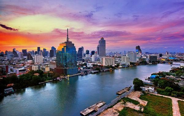 Du lịch Bangkok: Sông Chao Phraya