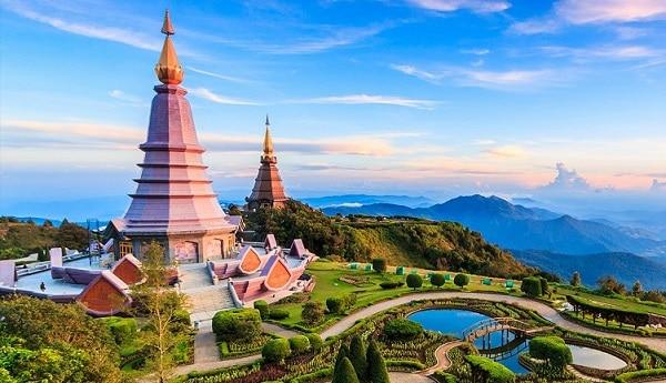 Kinh nghiệm du lịch Chiang Mai tự túc. Vườn quốc gia Doi Inthanon