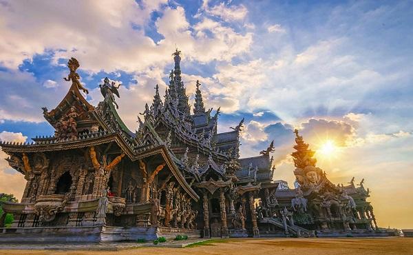 Du lịch Pattaya nên đi đâu chơi, tham quan? Địa điểm du lịch đẹp, nổi tiếng ở Pattaya