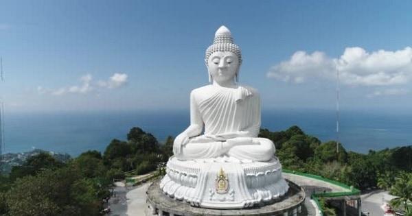 Tượng Phật Big Buddha - Địa điểm tham quan không thể bỏ qua tại Phuket
