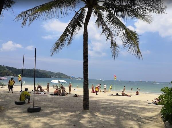 Hướng dẫn du lịch Phuket: Địa điểm du lịch nổi tiếng ở Phuket, bãi biển Patong
